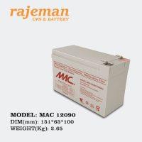 باتری فاراتل ۹ آمپر MAC