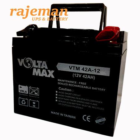 باتری-سیلد-اسید-ولتا-مکس-۱۲V-42Ah