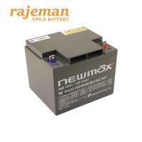 باتری نیومکس 12 ولت 42 آمپر ساعت Newmax