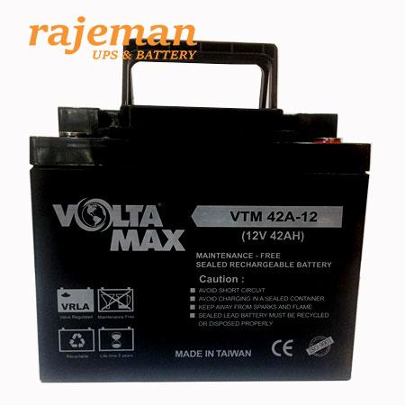 باتری-۴۲-آمپر-ولتامکس