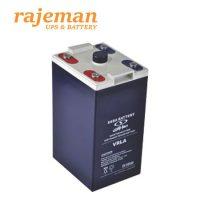 باتری ۲ ولت ۳۵۰ آمپر سیلد اسید صبا باتری