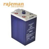 باتری ۲ ولت ۶۰۰ آمپر سیلد اسید صبا باتری
