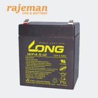 باتری ۱۲ ولت ۴٫۵ آمپر لانگ