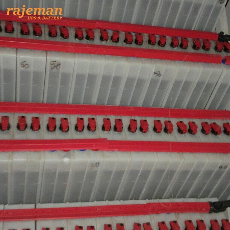 شارژ اولیه باتری نیکل کادمیوم